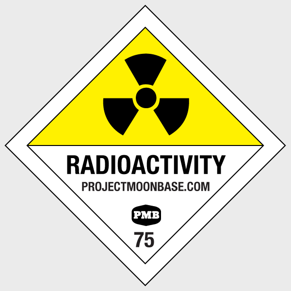 PMB075: Radioactivity