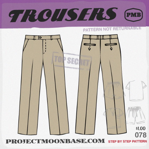 PMB078 Trousers