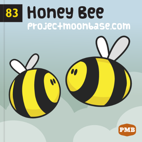 PMB083 Honey Bee