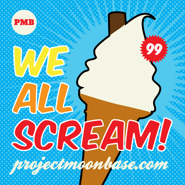 PMB099 We All Scream