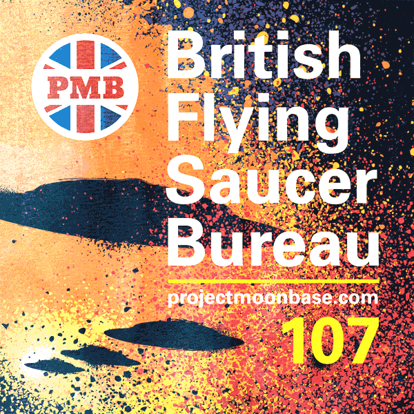 PMB107 British Flying Saucer Bureau
