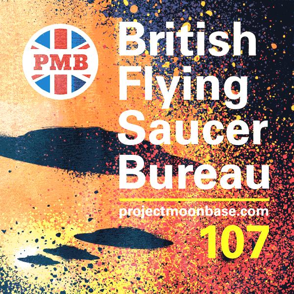 PMB107 British Flying Saucer Bureau