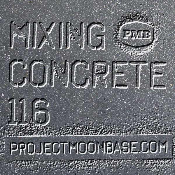PMB116 Mixing Concrete