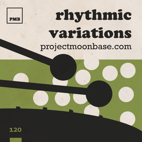 PMB120 Rhythmic Variations
