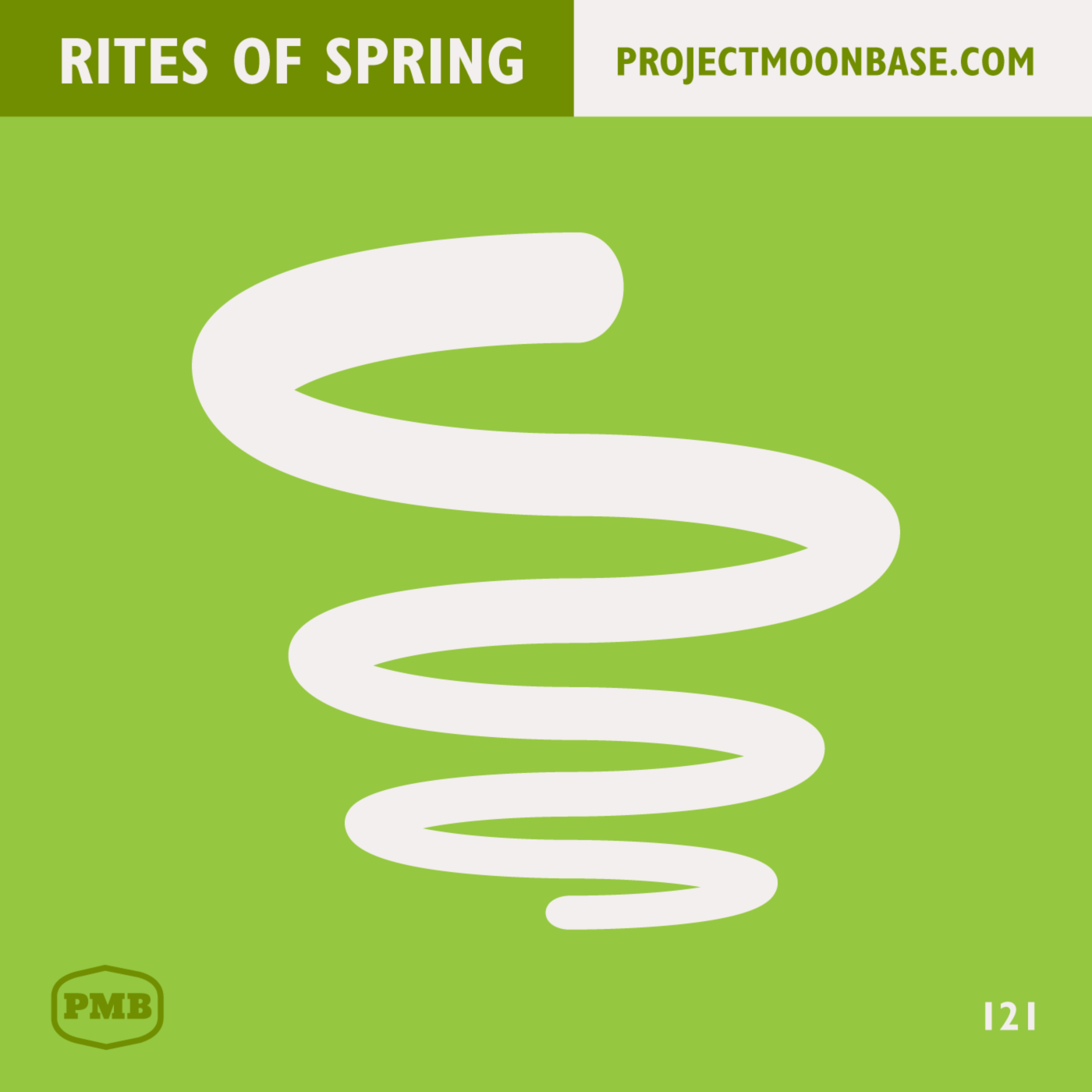 PMB121 The Rites of Spring