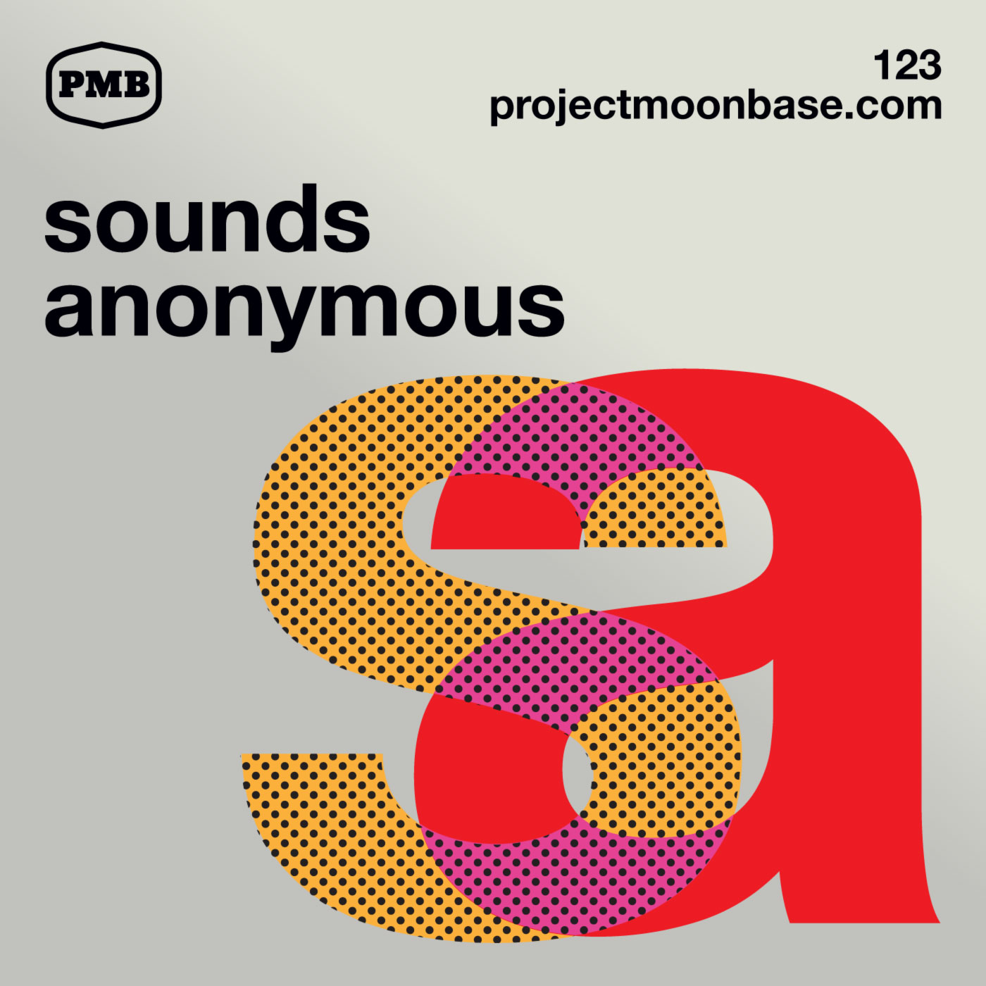 PMB123 Sounds Anonymous