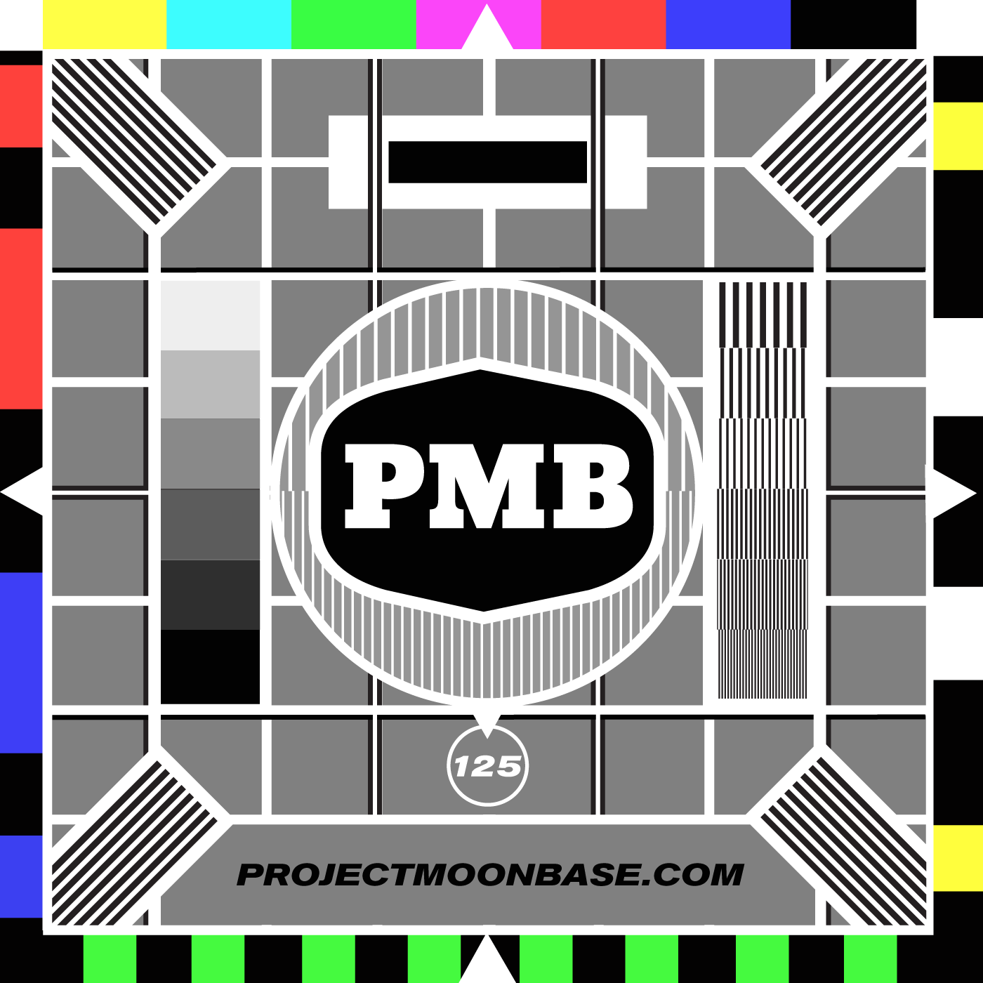 PMB125 Test Card