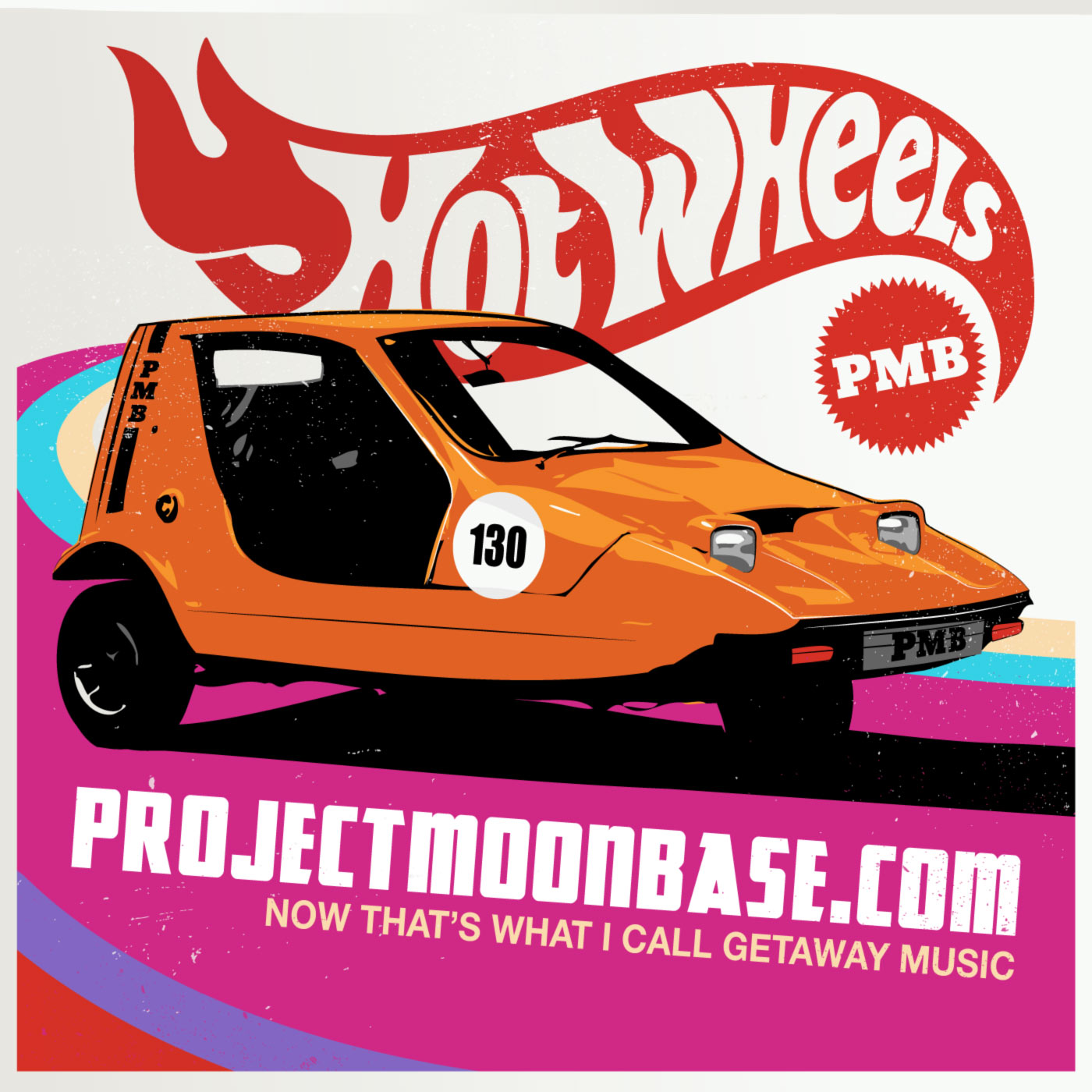 PMB130 Hot Wheels