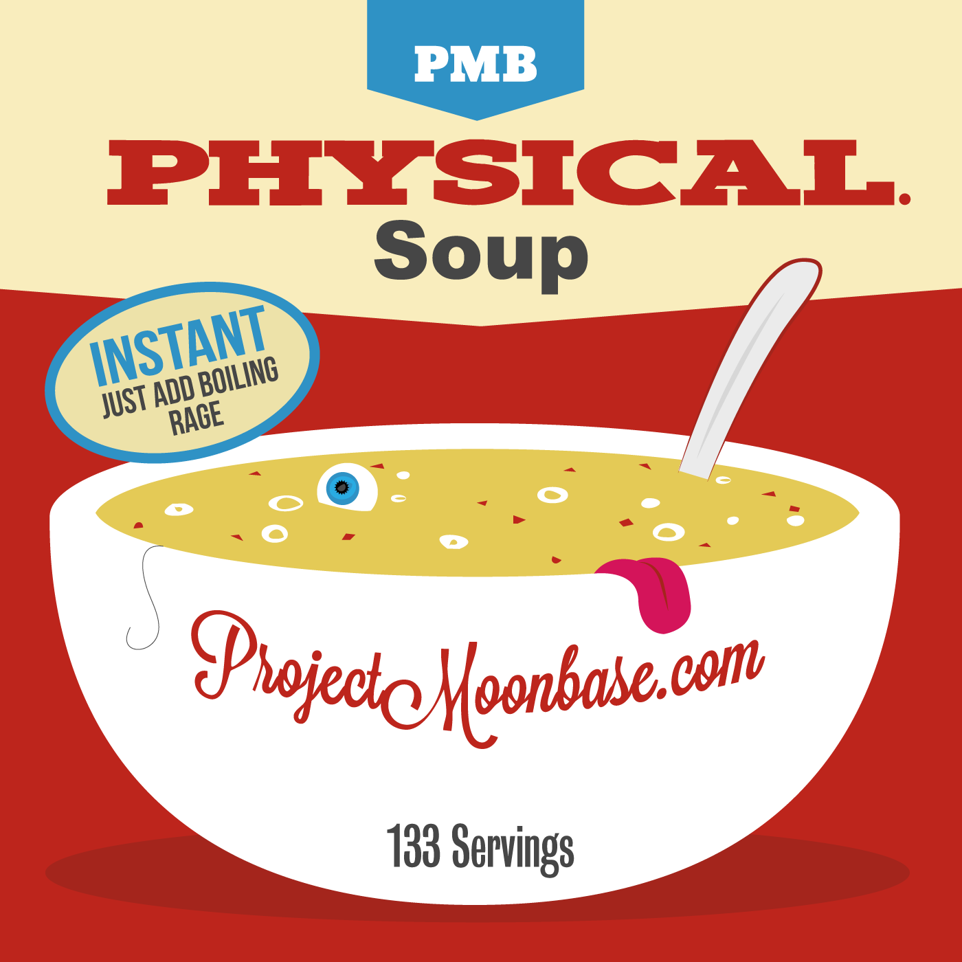 PMB133 Physical Soup