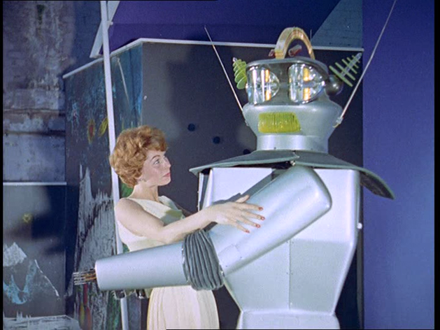 Robot Gygan