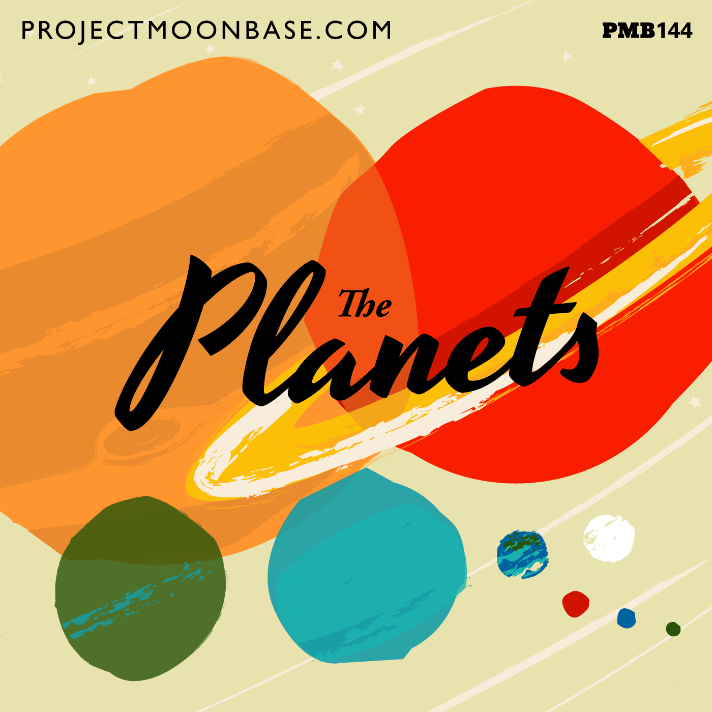 PMB144 The Planets