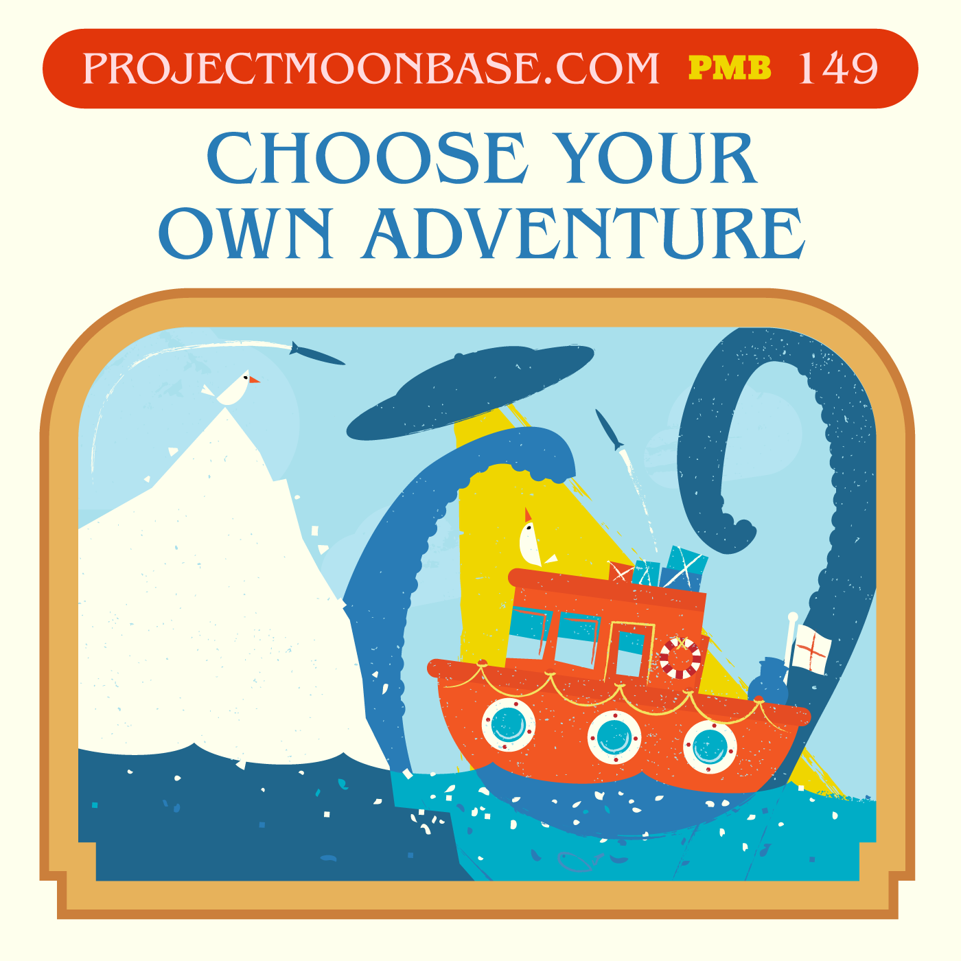 PMB149 Choose Your Own Adventure