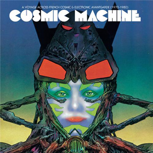 Various Artists - Cosmic Machine