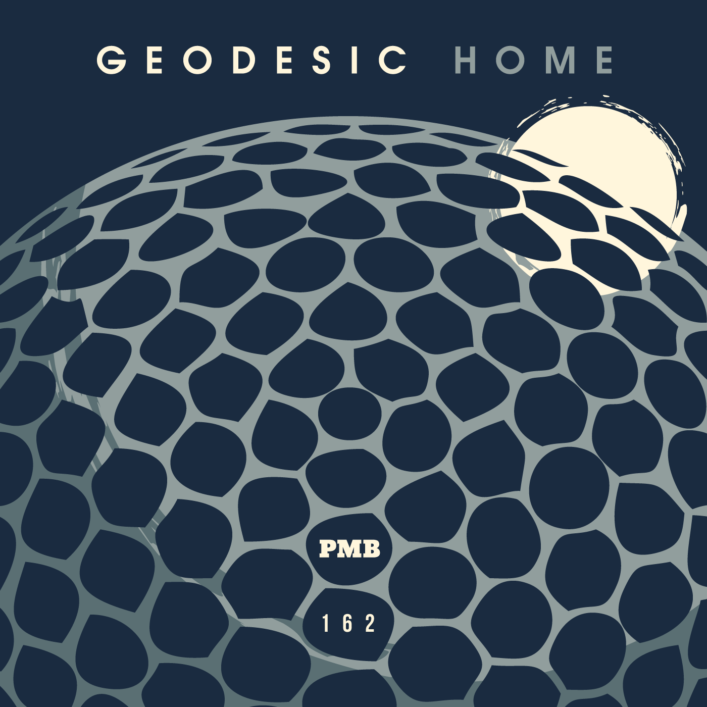 PMB162 Geodesic Home