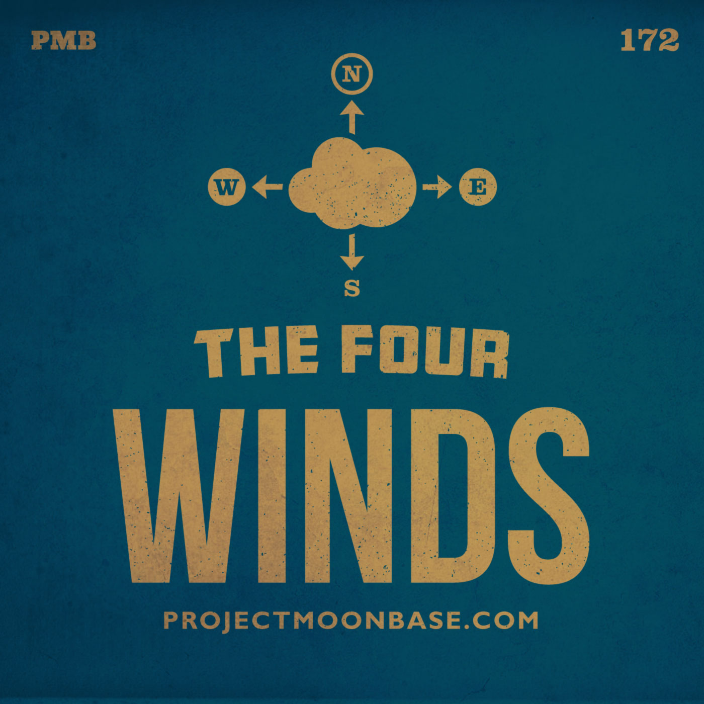 PMB172 The Four Winds