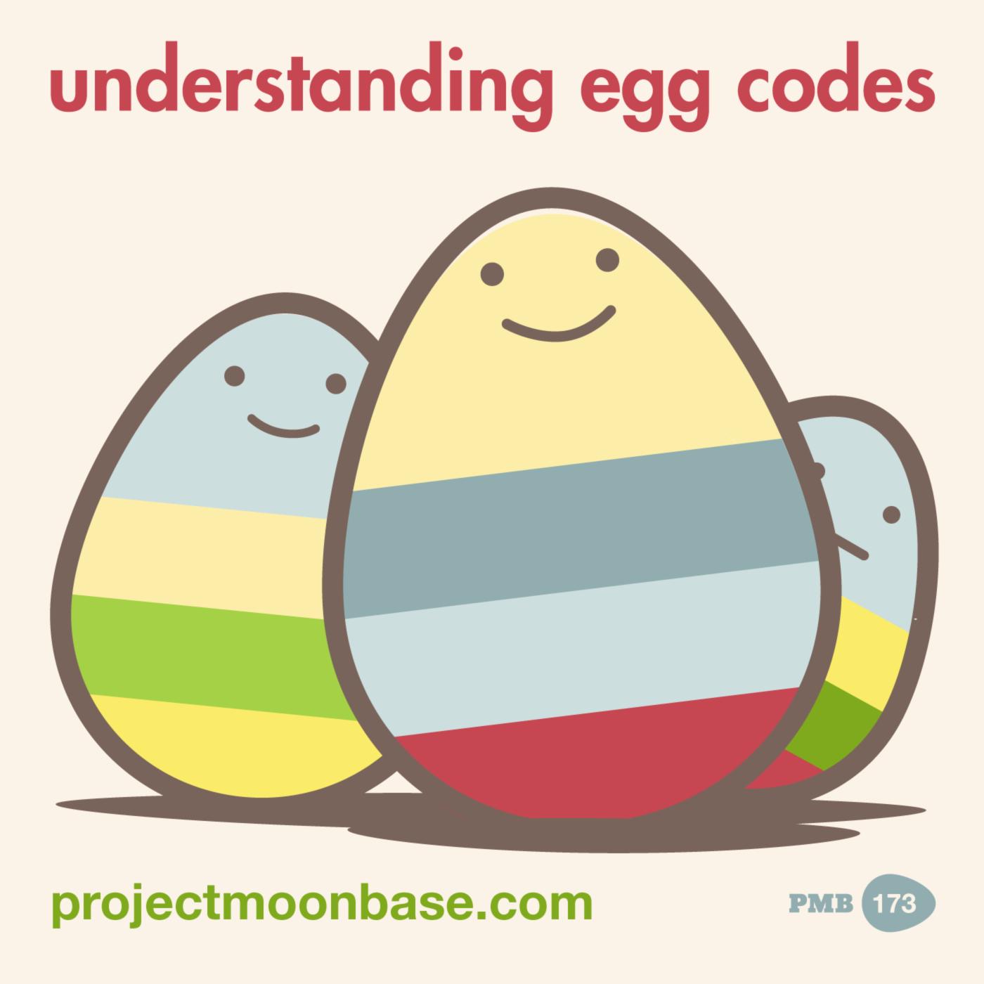 PMB173 Understanding Egg Codes