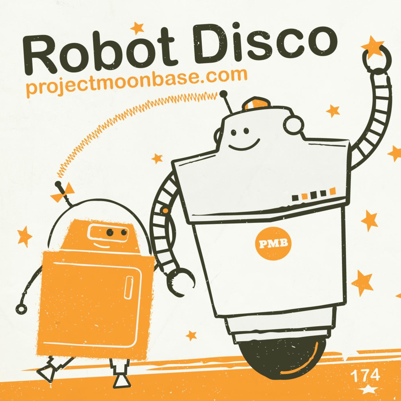 PMB174 Robot Disco