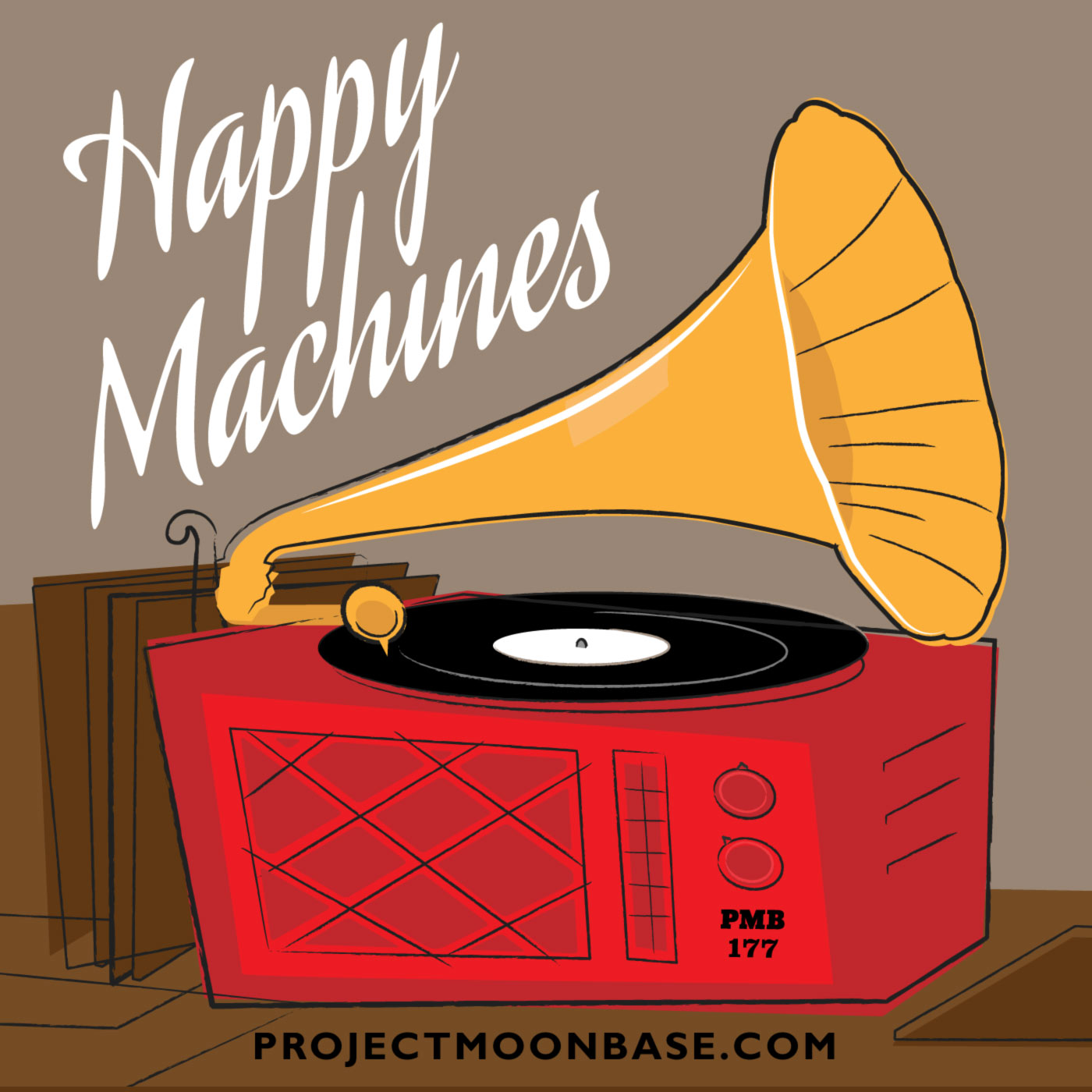 PMB177 Happy Machines