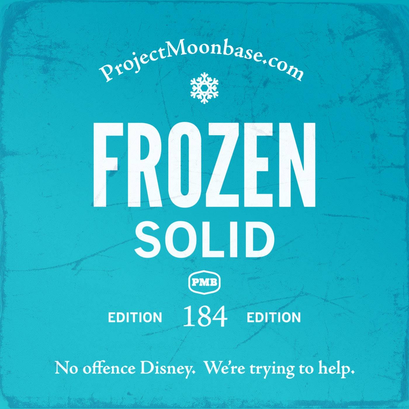 PMB184 Frozen Solid