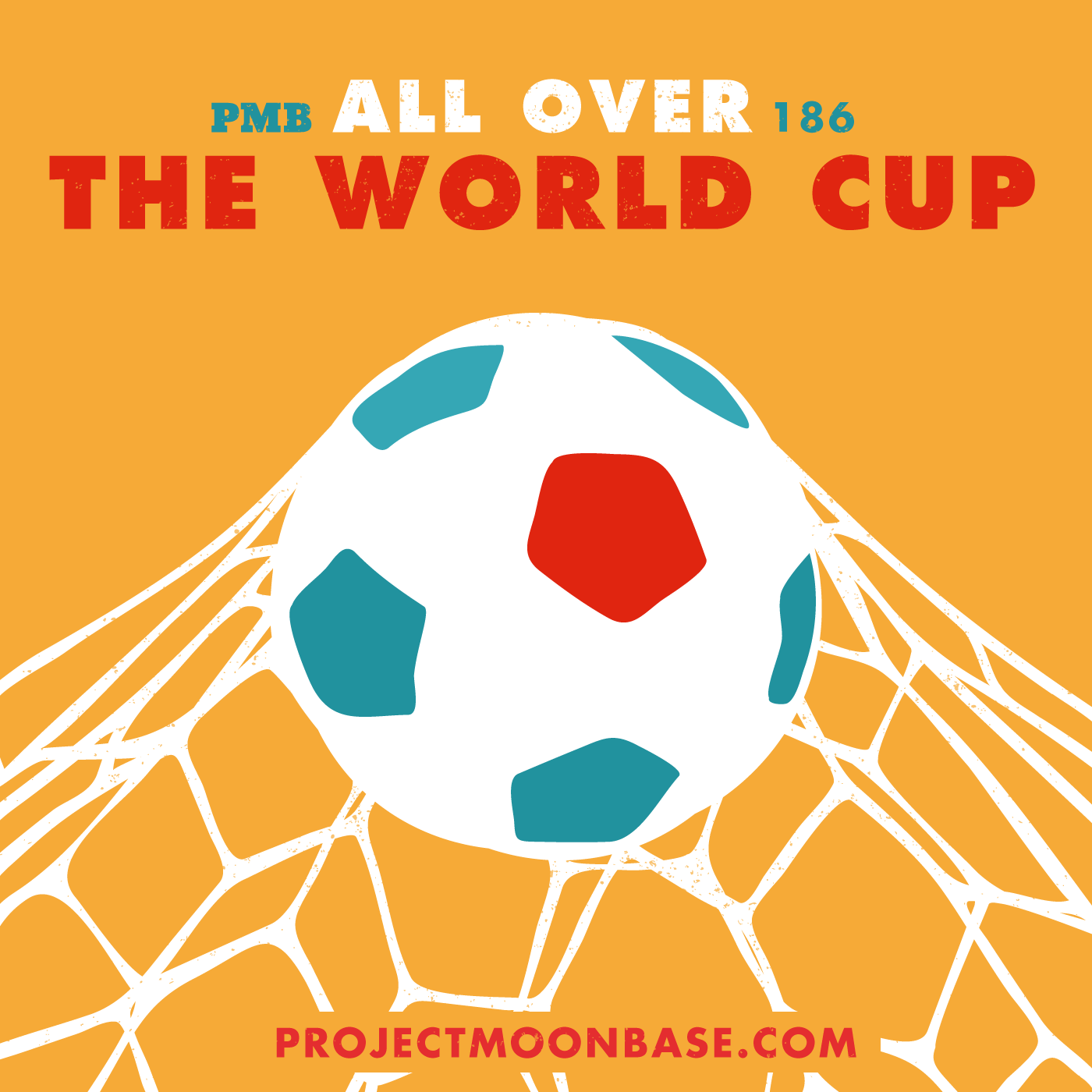 PMB186: All Over The World Cup
