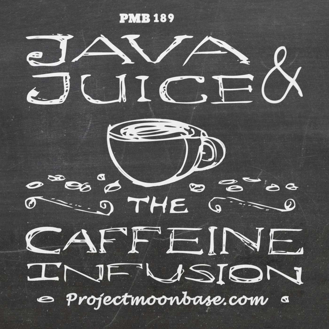 PMB189: Java Juice and the Caffeine Infusion