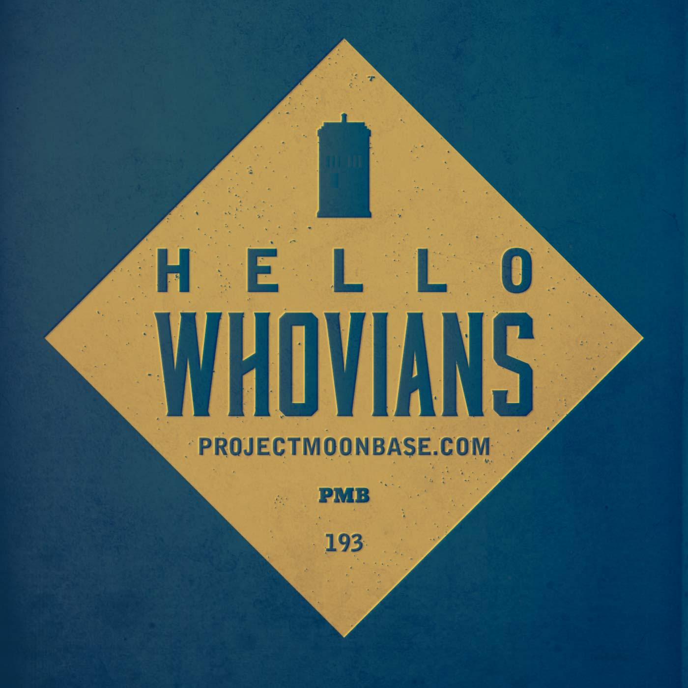 PMB193: Hello Whovians