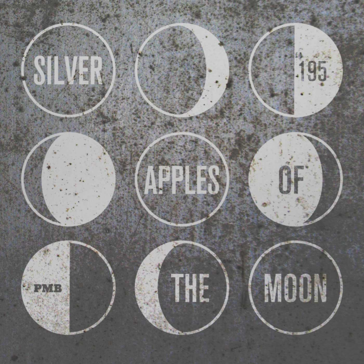 PMB195: Silver Apples of the Moon