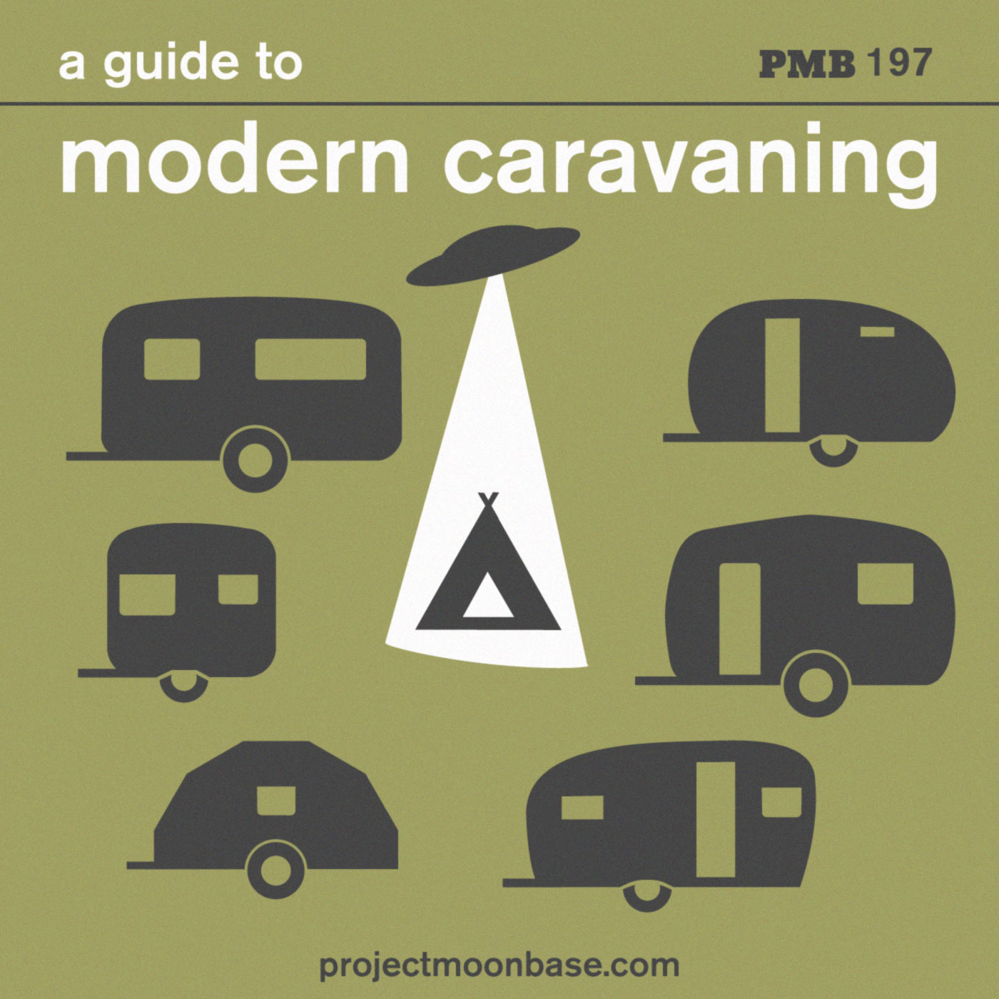 PMB197: A Guide To Modern Caravanning