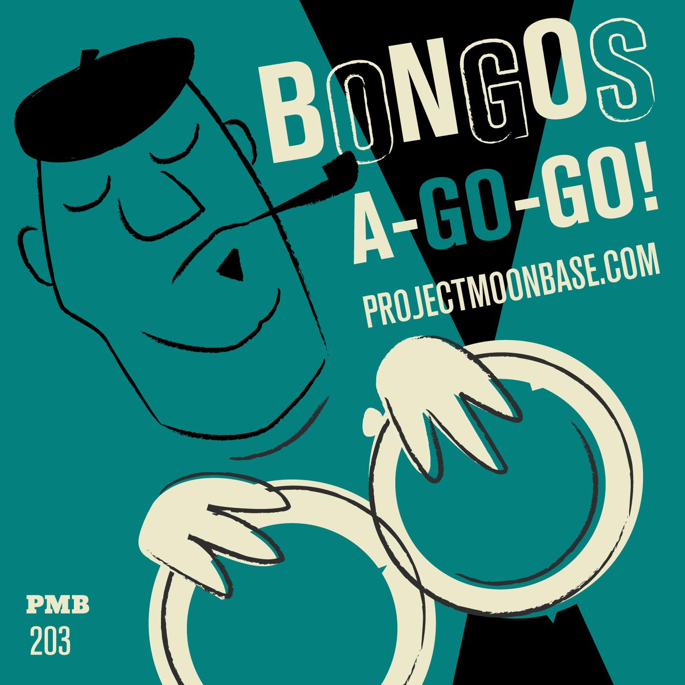 PMB203: Bongos A-Go-Go