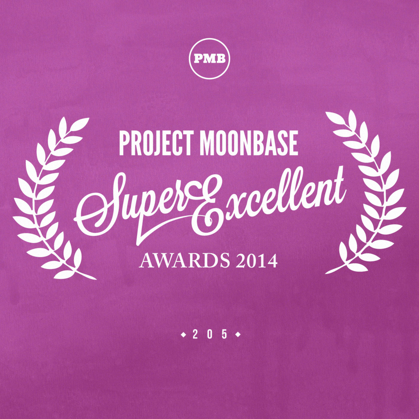 PMB205: Super Excellent Awards 2014