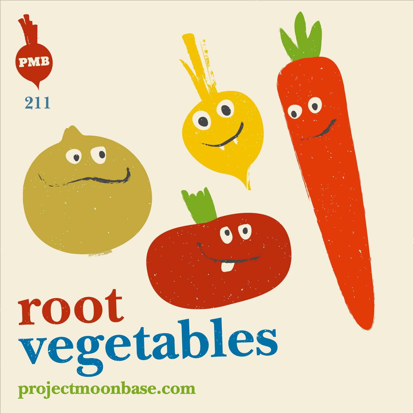 PMB211: Root Vegetables