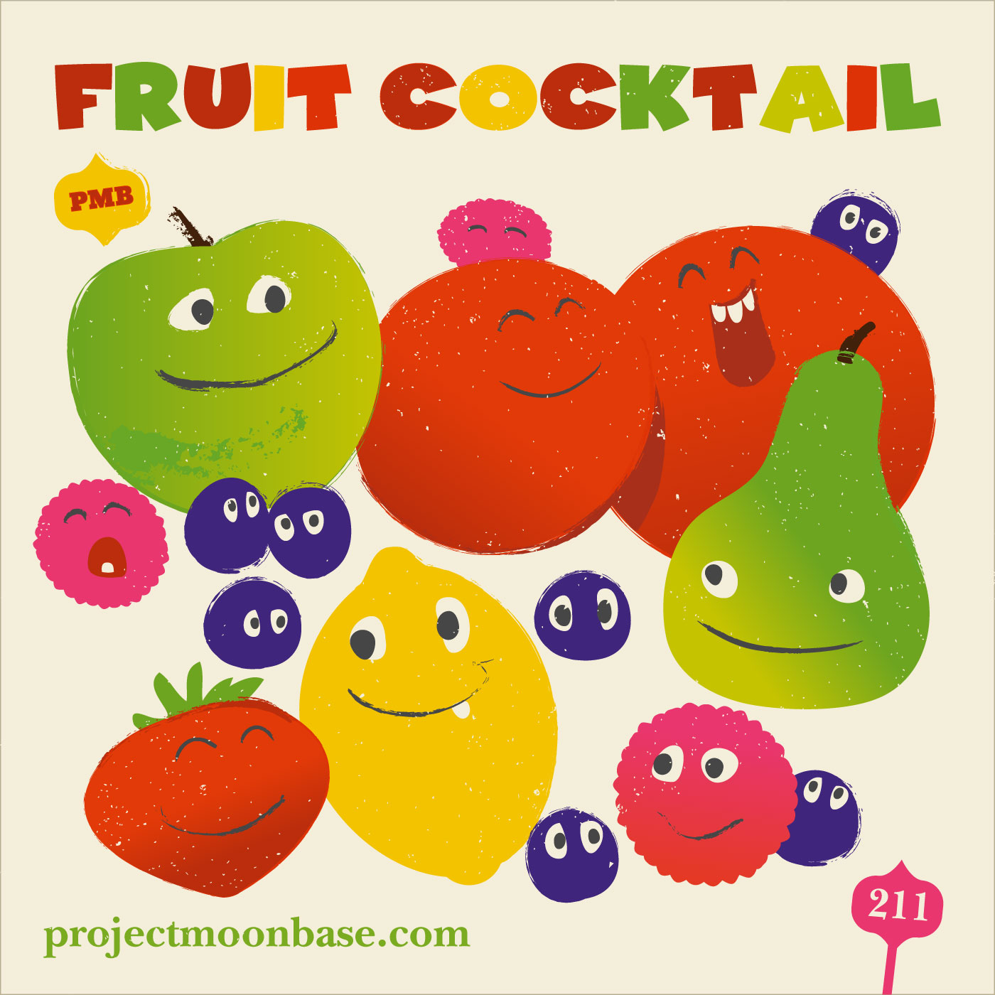 PMB220: Fruit Cocktail