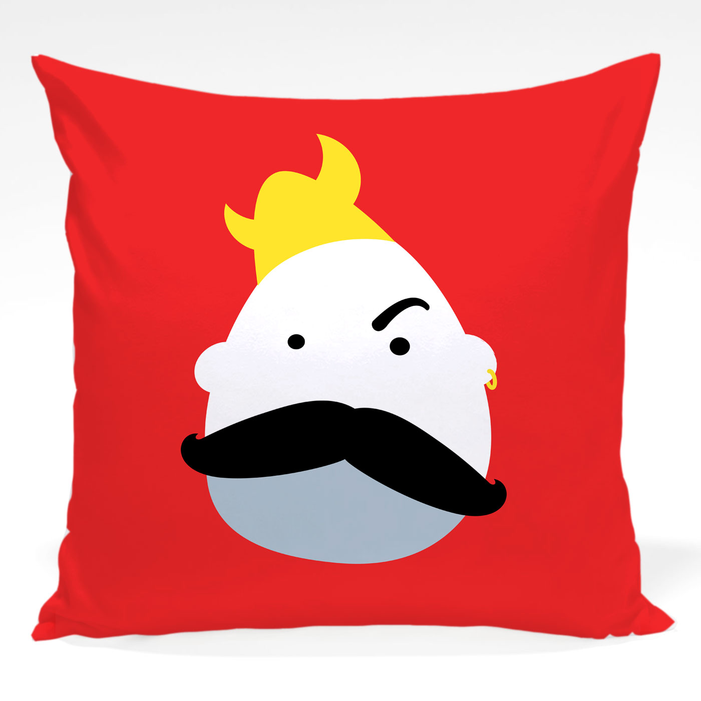 PMB222: Ironic Viking Pillow