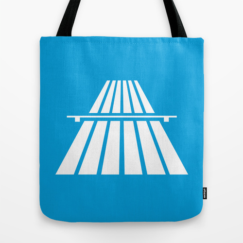 autobahn_s6_T-shirt_tote