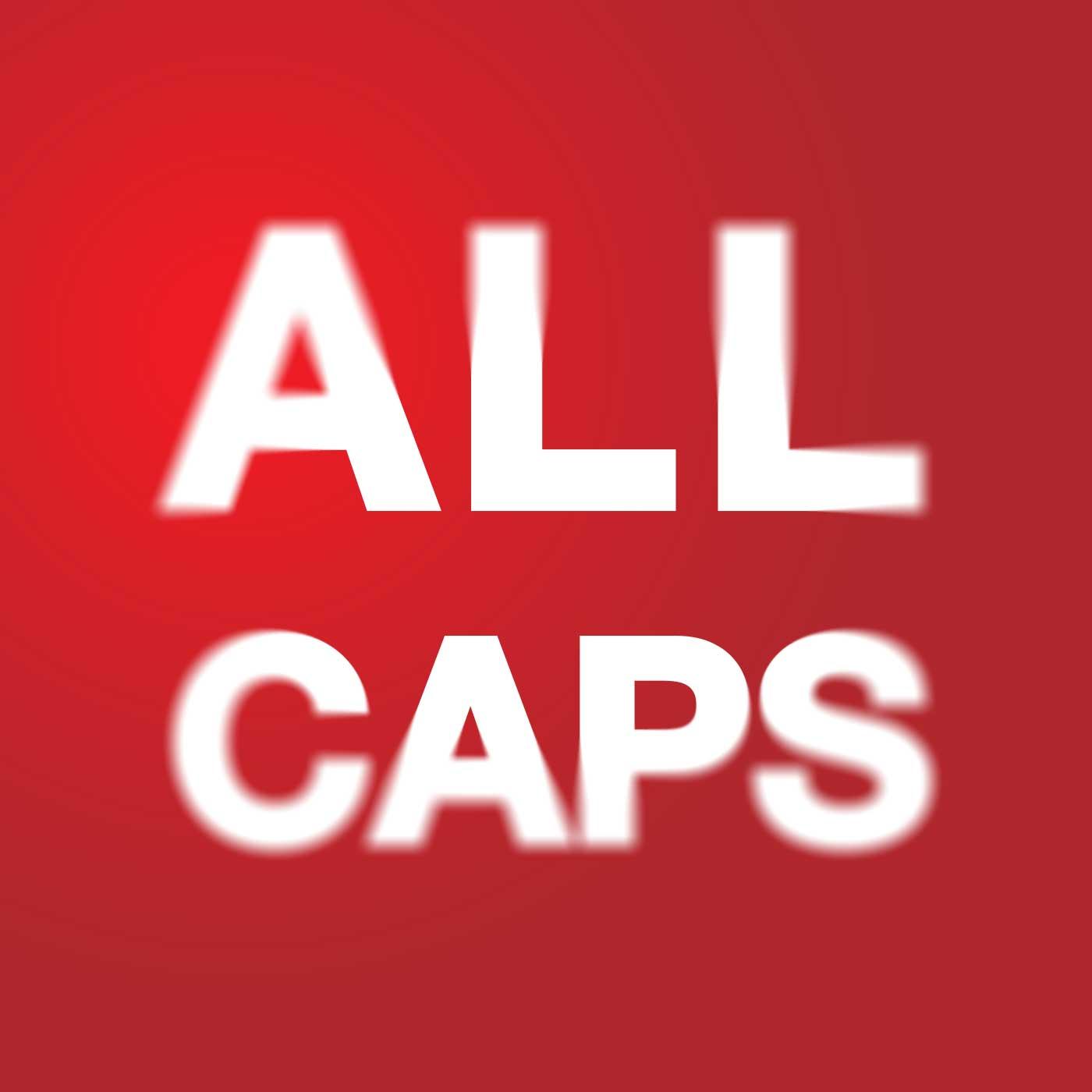 PMB249: ALL CAPS