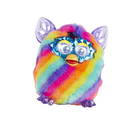 Furby Boom Crystal Series Rainbow Edition