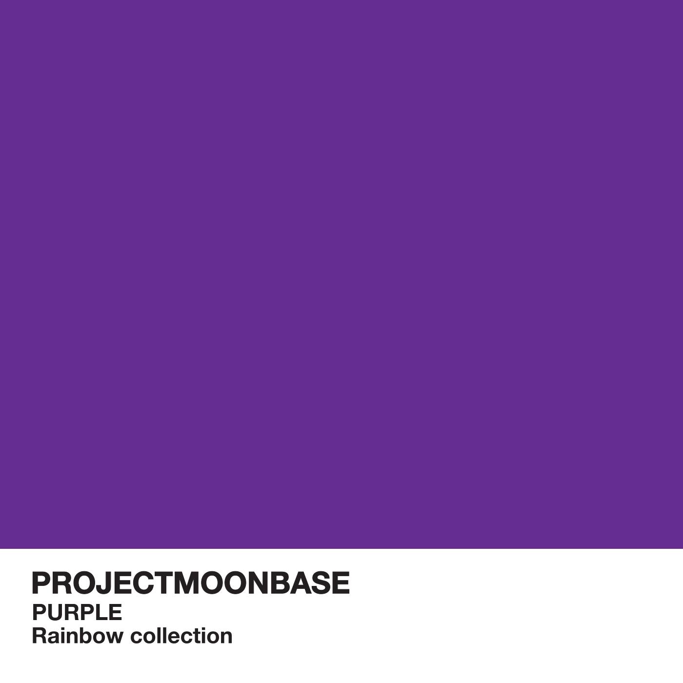PMB264 The Rainbow Collection: Purple