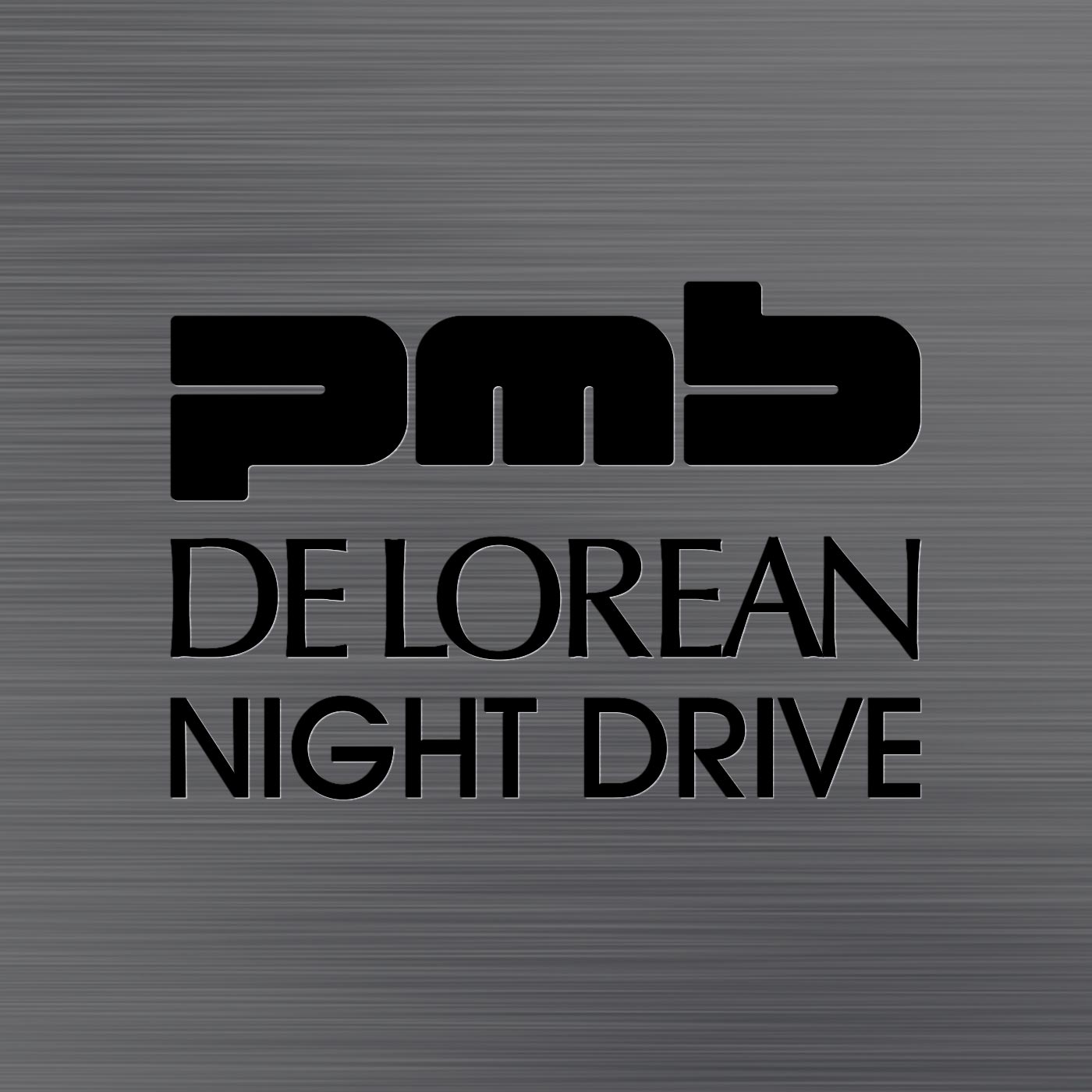 PMB265 Delorean Night Drive