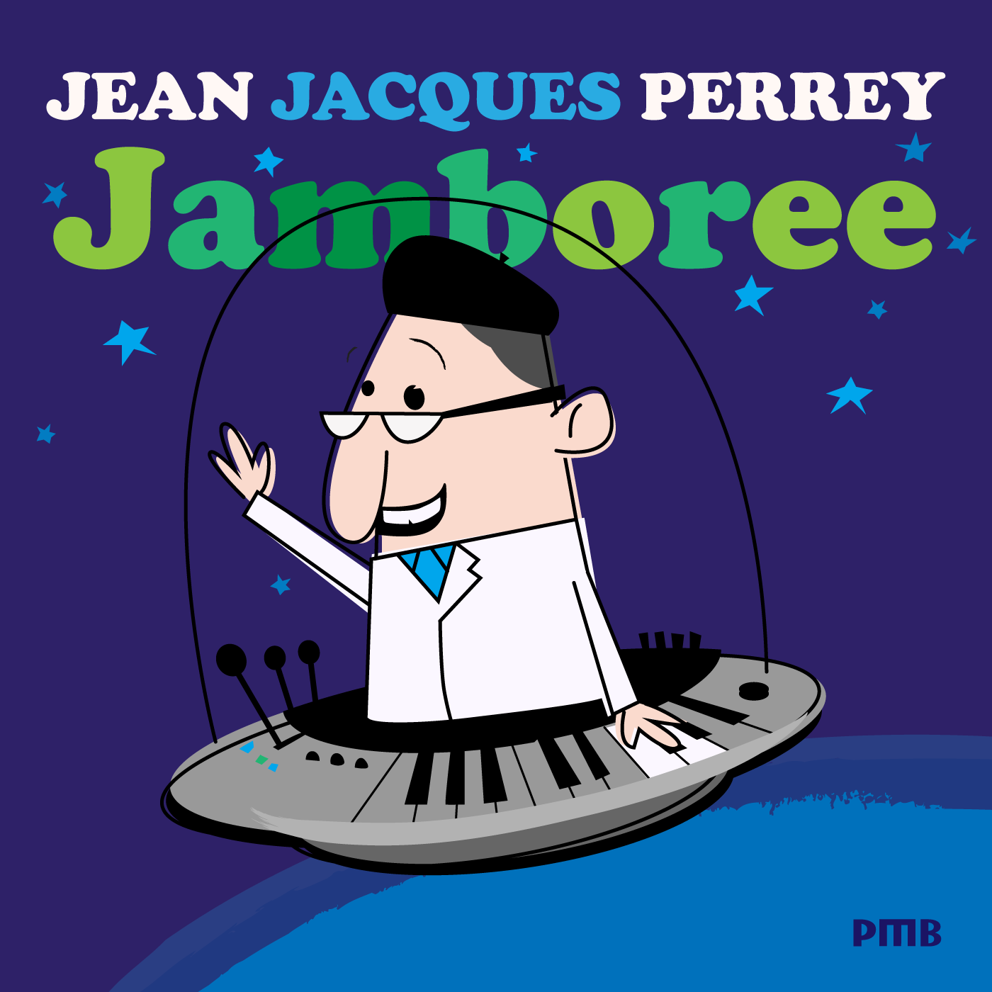 PMB S02E05 Jean-Jacques Perrey Jamboree