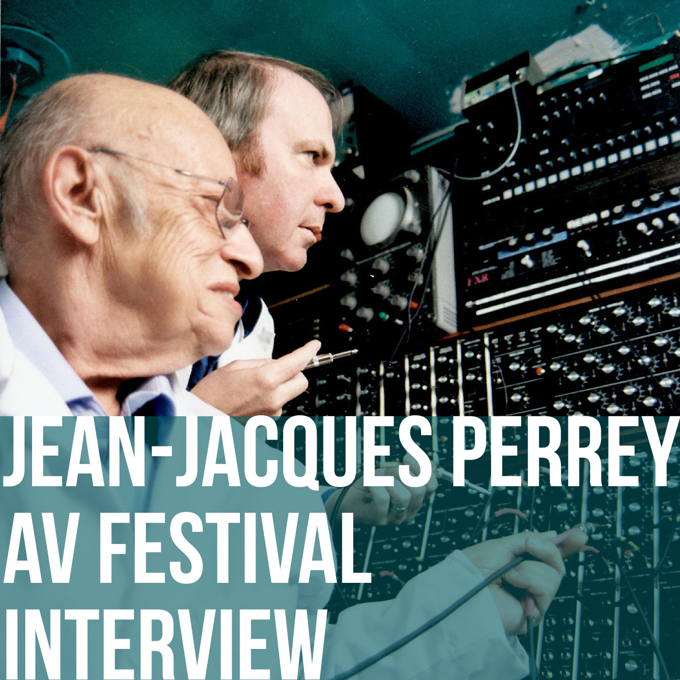 Jean-Jacques Perrey AV Festival interview