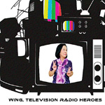 Wing - Television and Radio Heroes